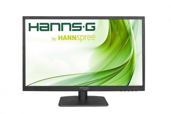 HannsG HL225DNB, czarny, DVI-D, VGA, FullHD 1080p, LED-Backlight