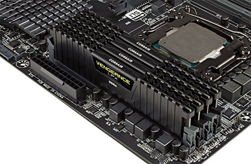 Corsair  16GB DDR4-3000 Kit, czarny, CMK16GX4M2B3000C15, Vengeance