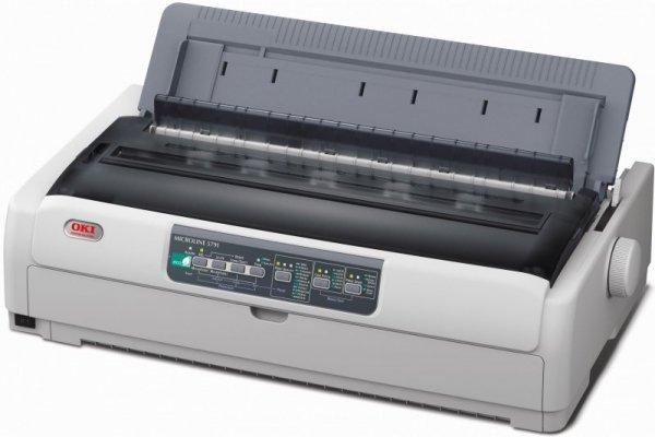 Oki ML5791eco, drukarka igłowa PAR/USB