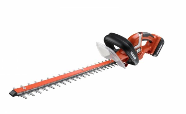 Black&Decker Akumulatorowe nożyce do żywopłotu GTC3655L20 36V orange