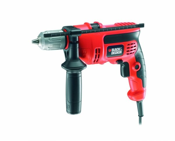 Black&Decker Wiertarka udarowa KR554CRESK orange
