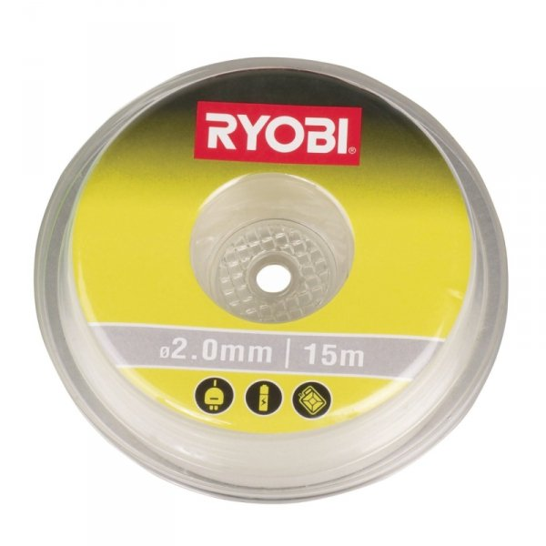 Ryobi Elektrosense Schneidfaden RAC102 biały - 15m , 2mm gwint