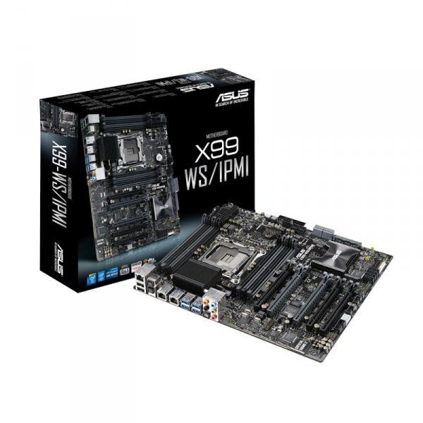 ASUS X99 WS/IPMI X99