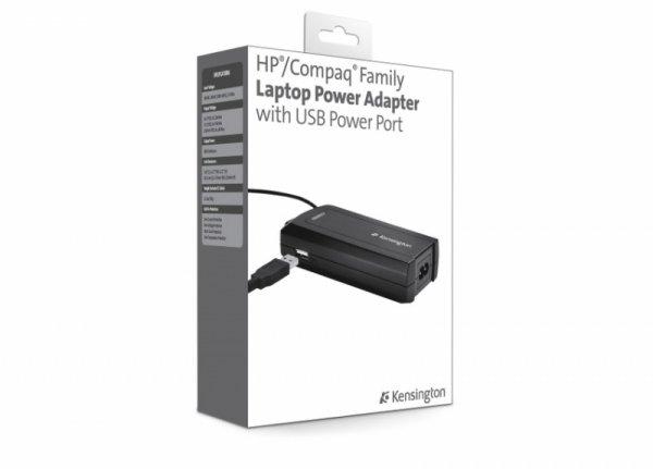 Kensington Power Adapter do HP/Compaq USB 90W - K38082EU