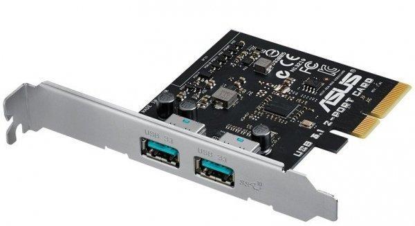 ASUS USB 3.1 Kontroler - 2x USB 3.1