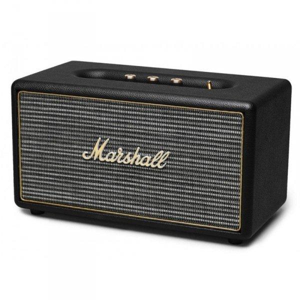 Marshall Stanmore (czarny) - aktywny głośnik(Bluetooth, apt-X, Line-In)