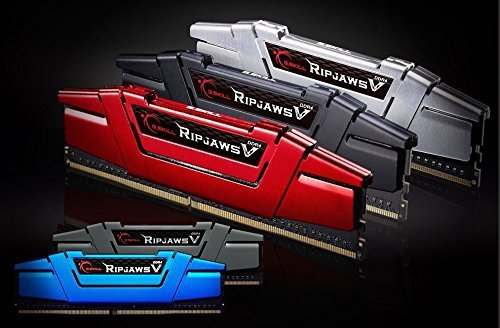 G.Skill 8GB DDR4-2800 Kit, F4-2800C15D-8GVR, Ripjaws V
