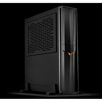 SilverStone SST-RVZ02B ITX, Desktop czarny