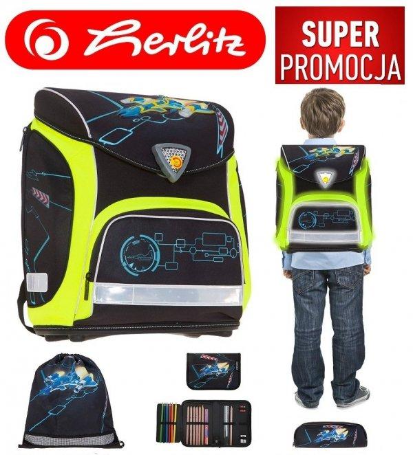 Herlitz Plecak szkolny sporti plus Spaceshuttle Statek Kosmiczny