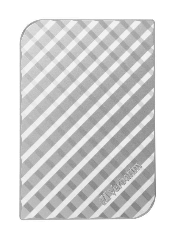 Verbatim Store 'n' Go - USB 3.0 - 500 GB - srebrny
