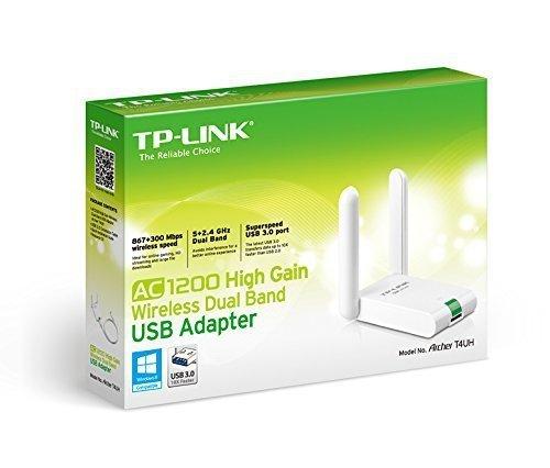 TP-LINK Archer T4UH 300/867/USB2/11ac - karta WiFi - USB - 2 anteny