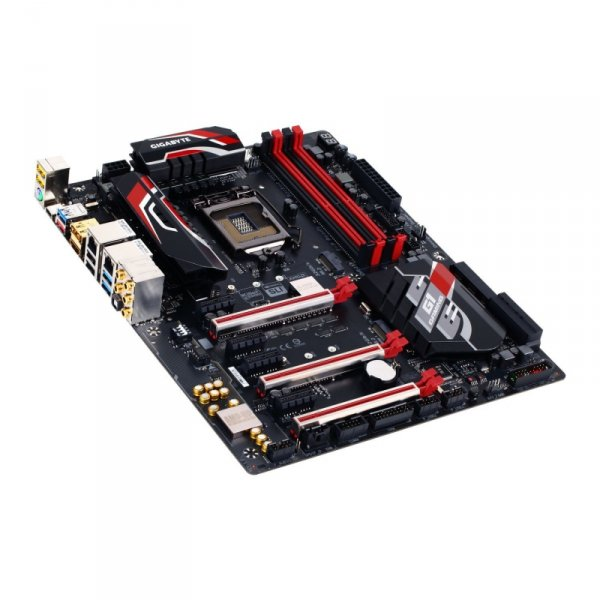 Gigabyte GA-Z170X-Gaming 5 Mainboard, 4x DDR4 DIMM, Sockel 1151, 6x SATA 3, 1x HDMI, 1x DP