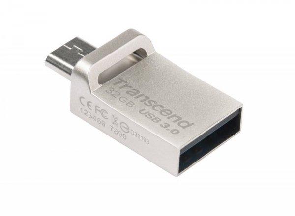 Transcend JetFlash 880S 32GB OTG microUSB + USB 3.0