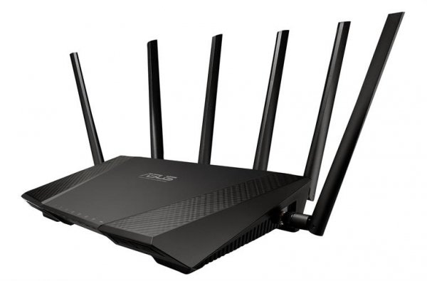 ASUS RT-AC3200 Tri-Band Gigabit WLAN Router