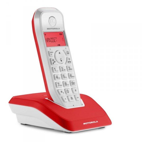 Motorola STARTAC S1201 red