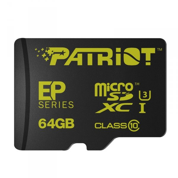 Patriot EP Series microSDXC Class10 64GB