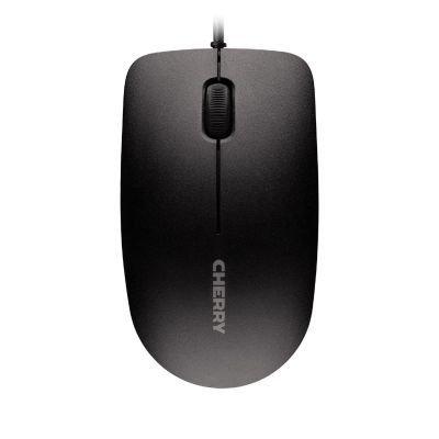 Cherry MC 1000 - myszka do laptopa - czarna