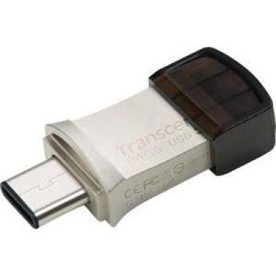 Transcend JetFlash 890S 32GB OTG USB Typ-C + USB 3.1