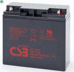 GP12170B1 CSB akumulator 12V/17Ah