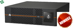 EDGE-3000IRT3UXL Zasilacz UPS VERTIV EDGE 3000VA/2700W XL, Rack/Tower, 3U, Line-Interactive, LCD, PF=0,9