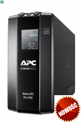 BR900MI APC Power-Saving Back-UPS Pro 900VA/540W, 230V