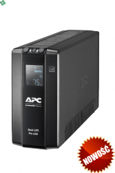 BR650MI APC Power Saving Back-UPS Pro 650VA/390W, 230V