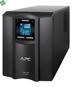SMC1000IC APC Smart-UPS C 1000VA/600W LCD 230V z funkcją SmartConnect