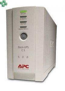 BK500EI APC BACK-UPS CS 500VA/300W 230V USB/SERIAL