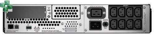 SMT3000RMI2U APC Smart-UPS 3000VA/2700W RM 2U LCD 230V