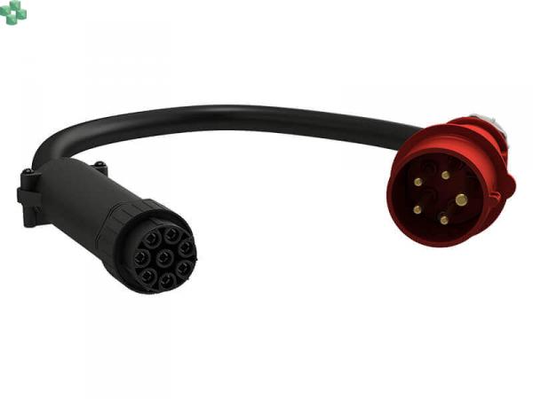 FSC3U001 VERTIV Adapter kablowy FSC 3 fazy, 16A, 11kW, 3m., do listew uPDU.