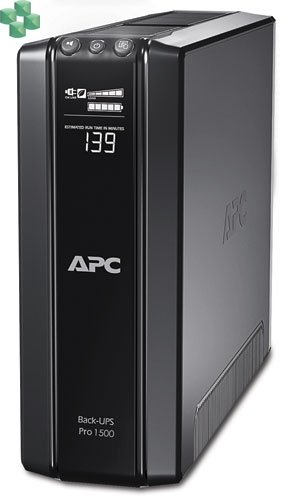BR1500G-FR APC Power Saving Back-UPS Pro 1500VA/865W, 230V, CEE 7/5