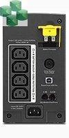 BX700UI APC Back-UPS 700VA/390W, AVR, gniazda IEC C13