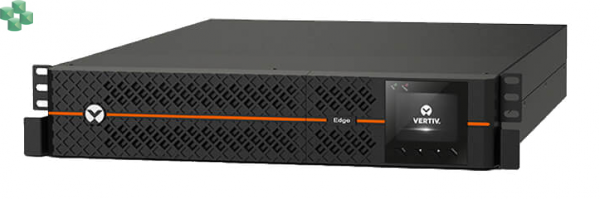 EDGE-1500IRT2UXL Zasilacz UPS VERTIV EDGE 1500VA/1350W XL, Rack/Tower, 2U, Line-Interactive, LCD, PF=0,9