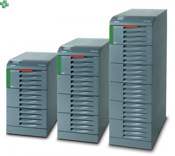 UPS SOCOMEC MASTERYS GP 2.0 10-40kVA/kW, 3/1F, 3/3F, PF=1