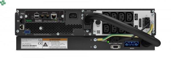 SRTL1000RMXLI-NC Zasilacz APC Smart-UPS SRT Li-Ion 1000VA RM 230V Network Card