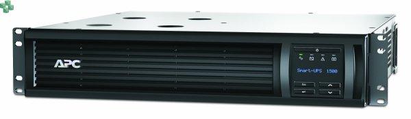 SMT1500RMI2UNC APC Smart-UPS 1500 VA LCD do montażu w szafie, 2U, 230 V z kartą sieciową