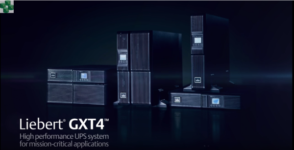 GXT4-10KRT230E Zasilacz UPS Liebert GXT4 6000VA (4800W) 230V Rack/Tower UPS E Model