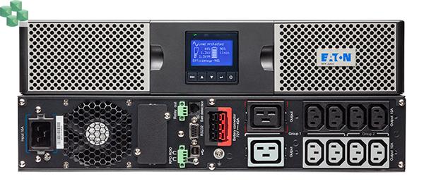 9PX1500IRT2U Zasilacz UPS Eaton 9PX 1500W RT2U (wieża/stelaż 2U)