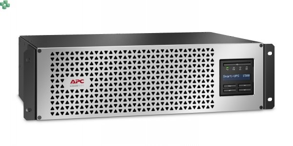 SMTL1500RMI3UC APC Smart-UPS Li-Ion 1500VA/1350W, płytka zabudowa, Line-Interactive, 230V, SmartConnect