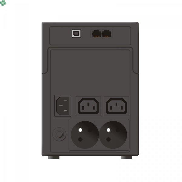 UPS EVER EASYLINE 1200VA/600W AVR USB