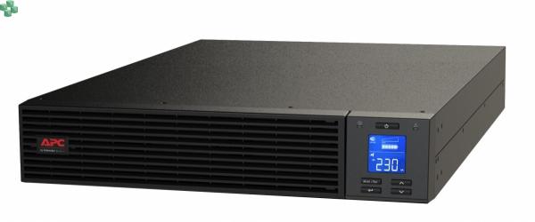 SRV1KRIRK Zasilacz APC Easy UPS On-Line SRV RM 1000 VA /800 W,230V z zestawem szyn do szafy