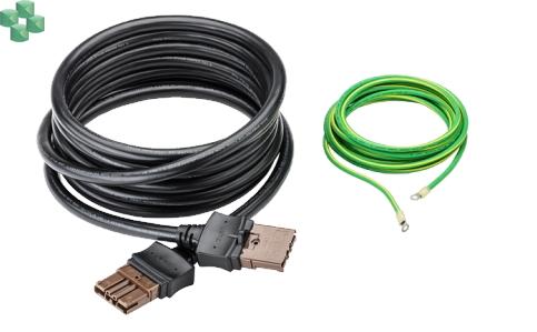 SRT010 Przedłużacz 4,57 m do APC Smart-UPS SRT i zewnętrznych pakietów akumulatorowych 96 VDC, dla zasilaczy UPS 3000 VA