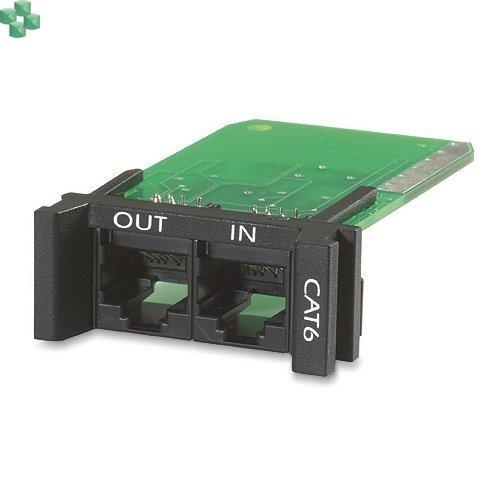 PNETR6 APC ProtectNet dla portu logicznego 10/100BasteTX (RJ45), CAT6, CAT5e, CAT5