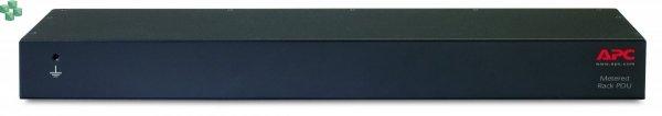AP7821B Monitorowany moduł dystrybucji zasilania PDU do montażu w szafie, 1U, 16 A, 208/230 V, (8) C13