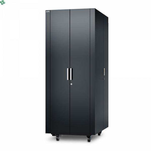 AR4038IX431 Wyciszona meblowa szafa serwerowa - NetShelter CX 38U, wykończenie ciemnoszare