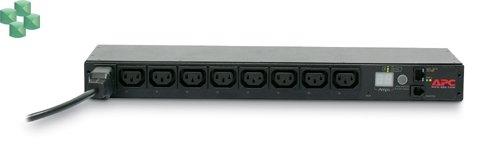 AP7921B Rack PDU, Switched, 1U, 16A, 208/230V, 8 x C13