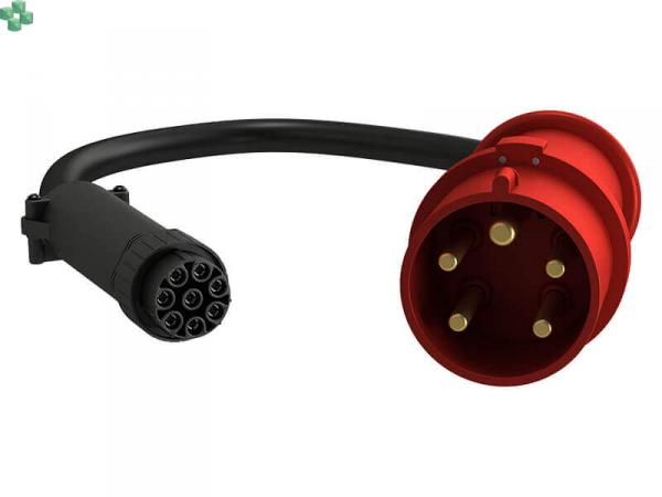 FSC3U002 VERTIV Adapter kablowy FSC 3 fazy, 32A, 11-22kW, 3m., do listew uPDU.