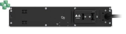 SRT72RMBP Zewnętrzy moduł bateryjny APC Smart-UPS SRT 72V 2,2kVA RM Battery Pack
