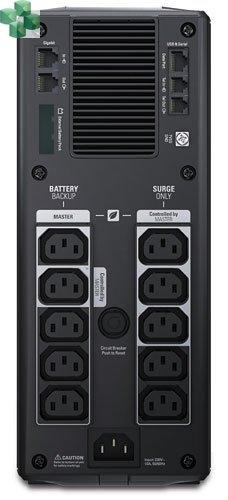 BR1500GI APC Power-Saving Back-UPS Pro 1500VA/ 865W, 230V