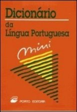 Dicionario lingua portuguesa mini